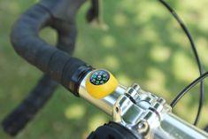 Add a compass to your bike handlebars