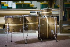 Custom Drums - C Drums