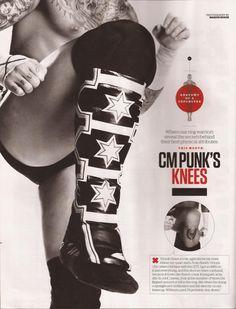CM Punk's killing machine!