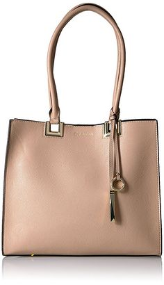 4828ce0257c5 Amazon.com: Calvin Klein N/s Novelty Smooth Boxed Tote: Clothing #