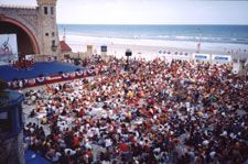 NCA College Nationals - Daytona Beach Bandshell...yes have and will continue to compete here :)