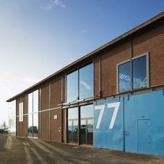 IMd Engineering's Renovated Warehouse Office