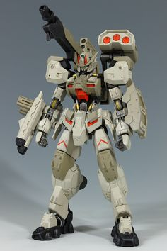 GUNDAM GUY: HG 1/144 Gundam Astaroth Origin REVIVAL - Custom Build