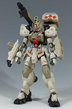 GUNDAM GUY: HG 1/144 Gundam Astaroth Origin REVIVAL - Custom Build