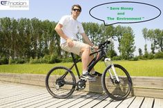 """BH Emotion Electric Bikes - """" Save Money and The Environment !!"""