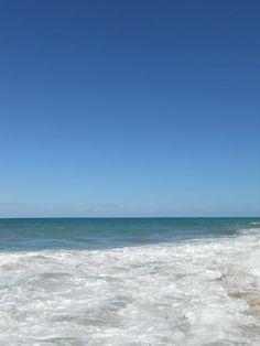 Love Vero beach!  So, non-touristy! Relax....  The South Beach, Vero Beach, FL
