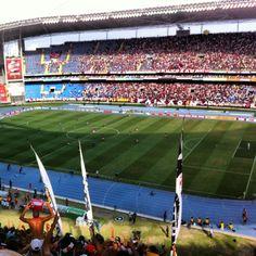 Estádio João Havelange (Engenhao) - Rio de Janeiro 2012