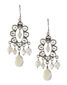 #YvonneChrista for#FirstPeopleFirst #orecchini in#argento #925 #madreperla #earrings #silver #bohochic #hippiechic #Style#fashion #motherpearl