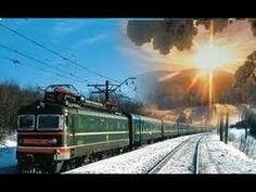 Mit dem Zug von Berlin nach Peking (Transsibirische Eisenbahn) - YouTube