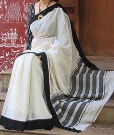 Fine & Elegant Mangalgiri Handloom Cotton Saree