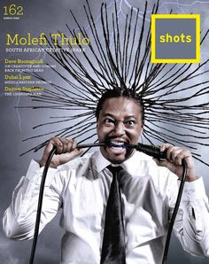 shots Issue 162 (March 2016) featuring Molefi Thulo #magazine #cover #print Shots Magazine, Magazine Covers, Advertising Industry, March, Movie Posters, Movies, Film Poster, Films, Movie