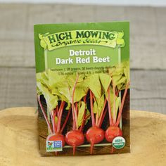 Beets, Detroit Red