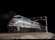 RailPictures.Net Photo: NS 8025 Norfolk Southern GE ES44AC at Rochelle, Illinois by Gary Morgan