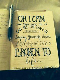 broken vessels [amazing grace]
