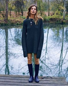 Daria Werbowy by Vanmossevelde + N for Marie Claire France March 2016