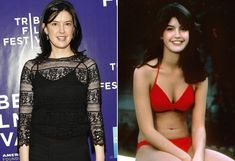 80s Babes Then and Now Phoebe Cates