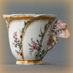 lovely butterfly teacup