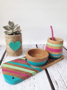 Diy Clay, Clay Crafts, Diy And Crafts, Decorative Wooden Boxes, Decorative Plates, Dancer Photography, Heart Crafts, Posca, Ceramic Pottery