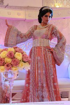 ziana fadoua - Beautiful wedding dress