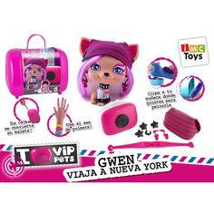 Juguete VIP PETS GWEN VIAJA A NEW YORK Precio 18,91€ en IguMagazine #juguetesbaratos