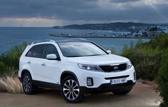 Derek and I are trading my car in before wedding and getting a Kia Sorento. My dream car