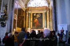 Roteiro: À caça de quadros de Caravaggio grátis em Roma - romapravoce