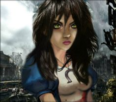 Alice Alice Madness Returns, Were All Mad Here, Alice In Wonderland, Joker, Wonder Woman, Games, Beautiful, The Joker, Gaming