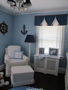 Nautical Dream! | Project Nursery
