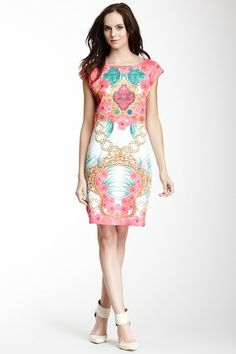 Destiny Beaded Front Dress by Bacci on @HauteLook