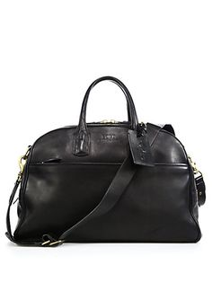 POLO RALPH LAUREN Sport Leather Holdall.  poloralphlauren  bags  leather   lining  travel bags  shoulder bags  hand bags  weekend  cotton   716835a5caecd