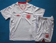 a787394137686 Inglaterra Kit Infantil 2012 2013  246  - €16.87   Camisetas de futbol  baratas online!