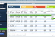 The Bill Tracker in QuickBooks Desktop Pro makes it easier to create and process payables and purchase orders. How To Use Quickbooks, Quickbooks Pro, Quickbooks Online, Accounting And Finance, Accounting Software, Online Bookkeeping, Immediate Action, Microsoft, Desktop