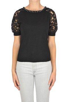 Alberta Ferretti - Short sleeves pullover | Reebonz