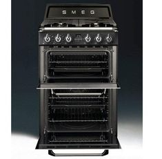 Classy dual fuel cookers that heat the oven with electric and use 4 precise gas burners. 10 free standing steel dual fuel ovens with reasonable prices. Dual Fuel Cooker, Kitchens, Kitchen Appliances, Gas And Electric, Cookers, Choices, Oven, Diy Kitchen Appliances, Kitchen