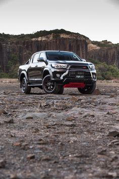 Toyota have launched the TRD Pack for the Hilux in Australia, which can be had from AUD $58,990.