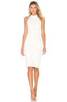 $360 L'AGENCE Francesca Dress in Magnolia