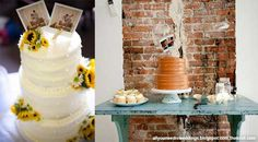 http://weddingthemeidea.com/wedding-cake-topers-vintage-style-with-a-polaroid-picture-1.html    If you end up going a different/unique route... this is neat! But I love a traditional topper and more recently, no toppers at all!