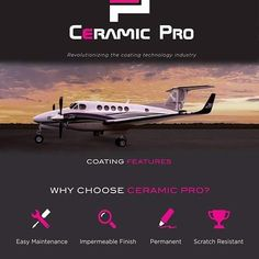 The best in protection for your high value assets. To book your treatment go to www.ceramicpro.com #ceramicpro #ceramicprosouthafrica #aviation #detailing #permanentprotect