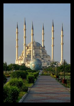 Central Mosque in Adana, Turkey -- location for family photos this year... sooo excited!! ^_^