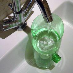 Bricolage Con Bottiglie Di Plastica.64 Fantastiche Immagini Su Come Riciclare Le Bottiglie Di Plastica