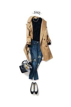 Tranche coat