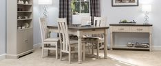 Image result for white painted dining suite
