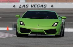 My Birthday Present to myself- Laps with this car around the Las Vegas Speedway!