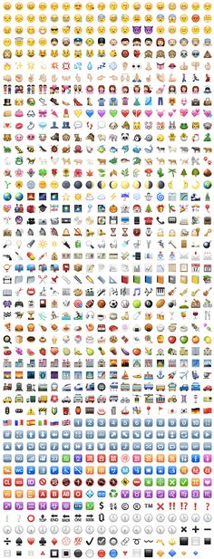 Emoji Meanings