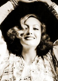 Joan Crawford was absolutely stunning.
