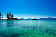 Lake Tahoe | 16 Things To Do In California For The Last Bit Of Summer