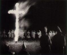 W. Eugene Smith, KKK, North Carolina 1951
