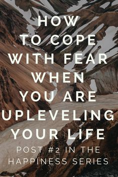 How to Cope With Fear When You Are Uplevelling Your Life--@abbeymaelifestyle | Personal Growth | Therapy Boss | Business | #girlboss #growthmindset #therapist