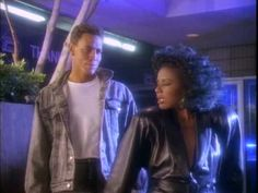 Angela Winbush - It's The Real Thing.  Look for Don Cheadle in this vid...lol...too funny!