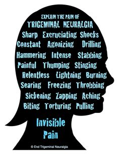 End Trigeminal Neuralgia: Trigeminal Neuralgia : Explain The Pain